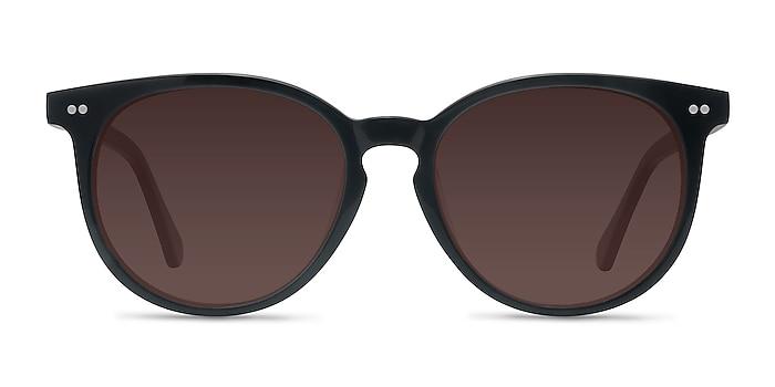 Meraki Black Acetate Sunglass Frames from EyeBuyDirect