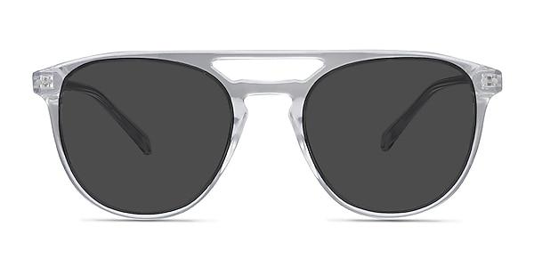 Meadow Clear Plastic Sunglass Frames