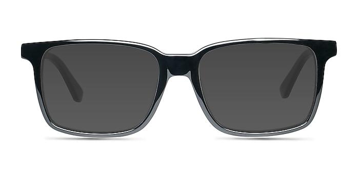 Epoch Black Acetate Sunglass Frames from EyeBuyDirect