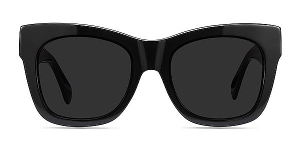 Calico Black Acetate Sunglass Frames