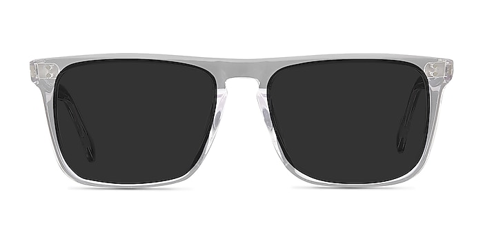 Cantina Clear Acetate Sunglass Frames from EyeBuyDirect