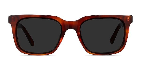 Riddle Tortoise Acetate Sunglass Frames