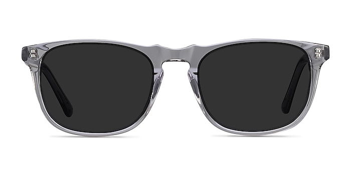 Wave Gray Acetate Sunglass Frames from EyeBuyDirect