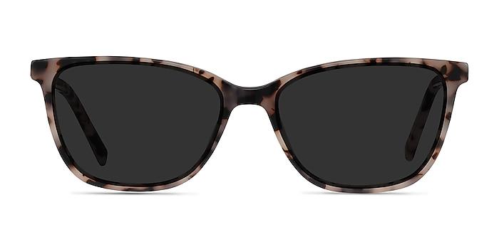 Halle Tortoise Acetate Sunglass Frames from EyeBuyDirect