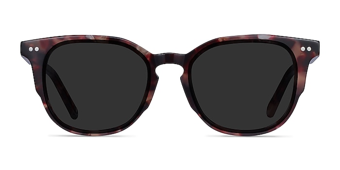 Emilie Floral Acetate Sunglass Frames from EyeBuyDirect