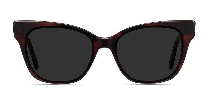 Sun Cachet Tortoise Acetate Sunglass Frames from EyeBuyDirect