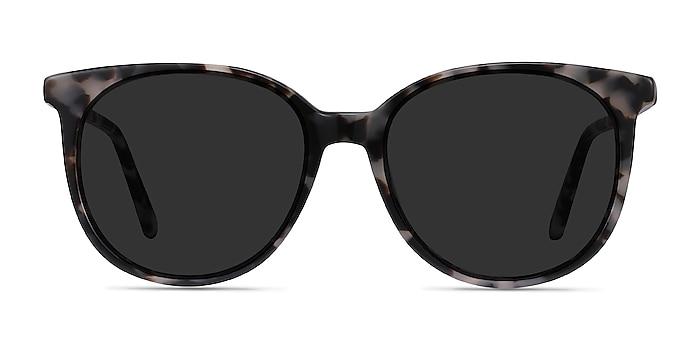 Sun Bardot Ivory Tortoise Acetate Sunglass Frames from EyeBuyDirect