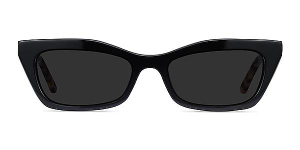 Suite Black Acetate Sunglass Frames