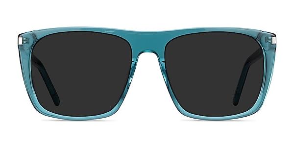 Jim Teal Acetate Sunglass Frames