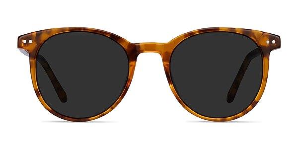 Seah Warm Tortoise Acetate Sunglass Frames