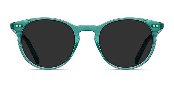 Sun Kyoto Emerald Green Acetate Sunglass Frames