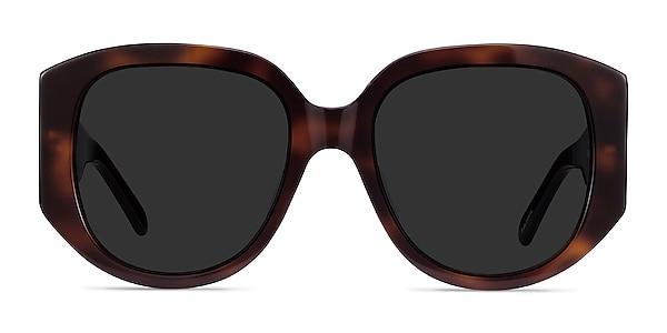 Bianca Tortoise Acetate Sunglass Frames