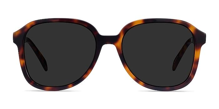 Brent Tortoise Acetate Sunglass Frames from EyeBuyDirect