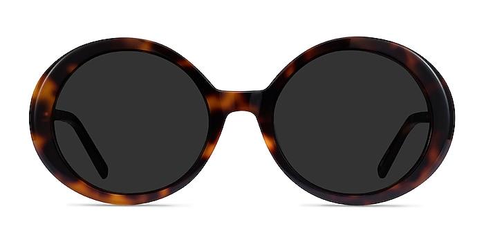 Tina Tortoise Acetate Sunglass Frames from EyeBuyDirect