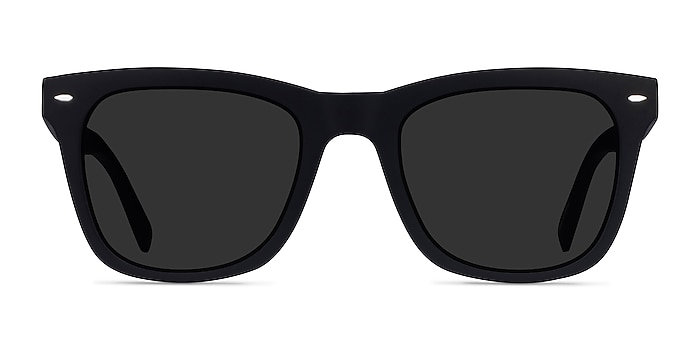 Ocean Basalt Plastic Sunglass Frames from EyeBuyDirect