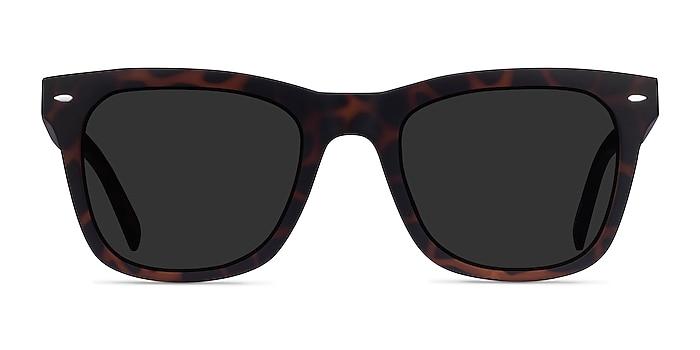Ocean Warm Tortoise Plastic Sunglass Frames from EyeBuyDirect