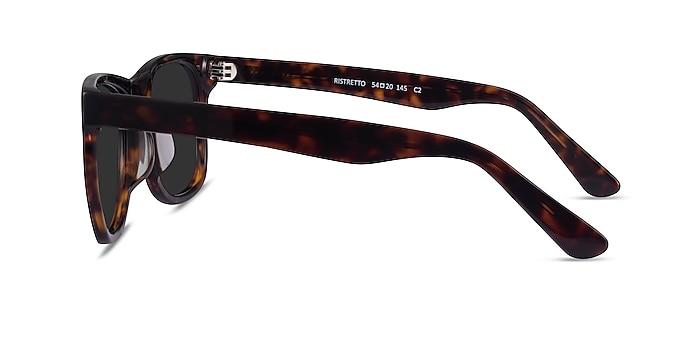 Ristretto Tortoise Acetate Sunglass Frames from EyeBuyDirect