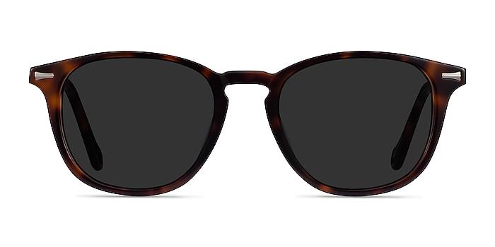 Memory Tortoise Acetate Sunglass Frames from EyeBuyDirect
