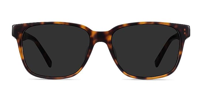 Rooney Tortoise Acetate Sunglass Frames from EyeBuyDirect