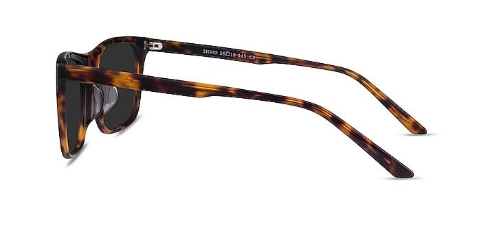 Silvio Tortoise Acetate Sunglass Frames from EyeBuyDirect