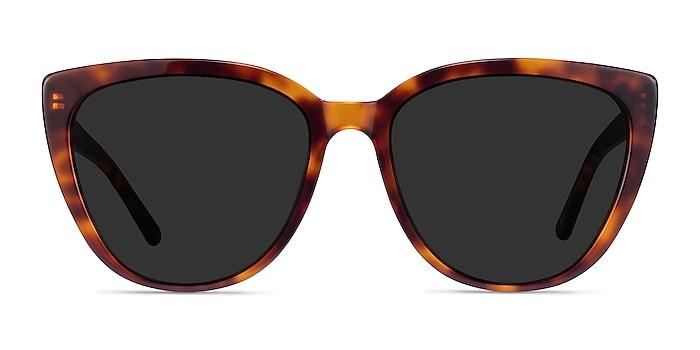 Lemonade Tortoise Acetate Sunglass Frames from EyeBuyDirect