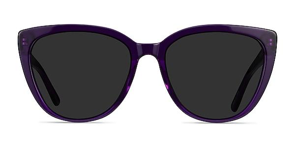 Lemonade Purple Acetate Sunglass Frames