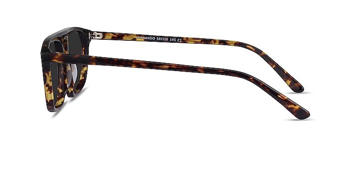 Hernando Tortoise Acetate Sunglass Frames from EyeBuyDirect
