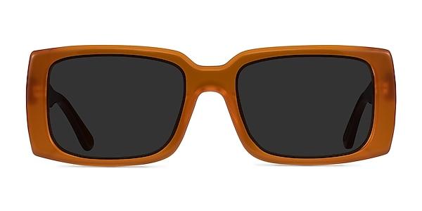 Impression Yellow Acetate Sunglass Frames