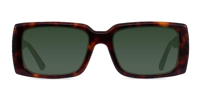 Impression Écailles Acétate Soleil de Lunette de vue d'EyeBuyDirect