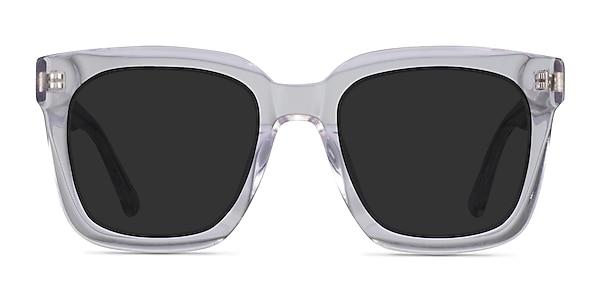 Los Angeles Clear Acetate Sunglass Frames