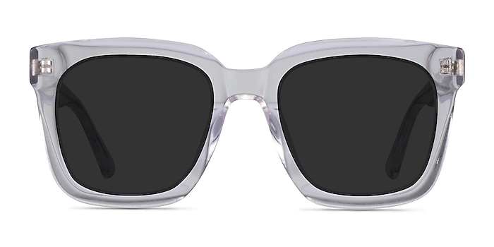 Los Angeles Transparence Acétate Soleil de Lunette de vue d'EyeBuyDirect