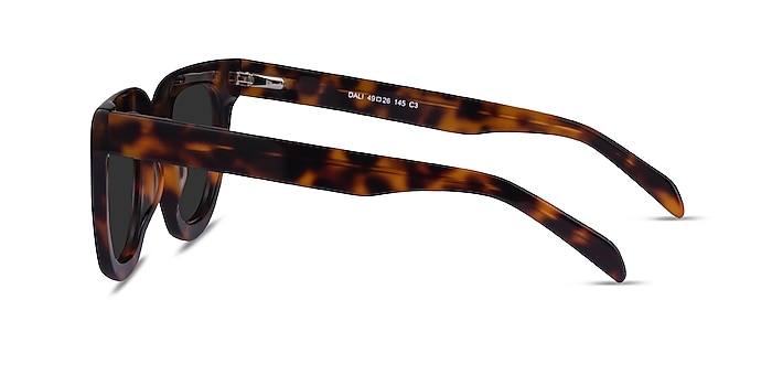 Dali Tortoise Acetate Sunglass Frames from EyeBuyDirect