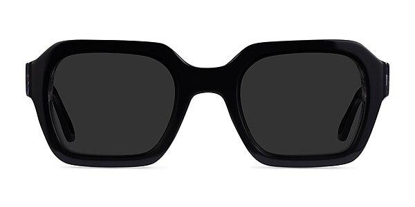 Somerset Black Acetate Sunglass Frames