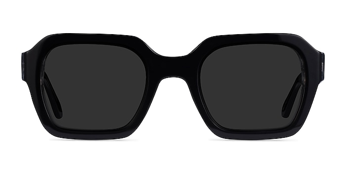Somerset Black Acetate Sunglass Frames from EyeBuyDirect