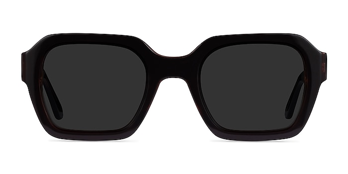 Somerset Brown Acetate Sunglass Frames from EyeBuyDirect