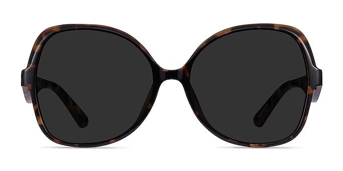 Paradise Tortoise Acetate Sunglass Frames from EyeBuyDirect