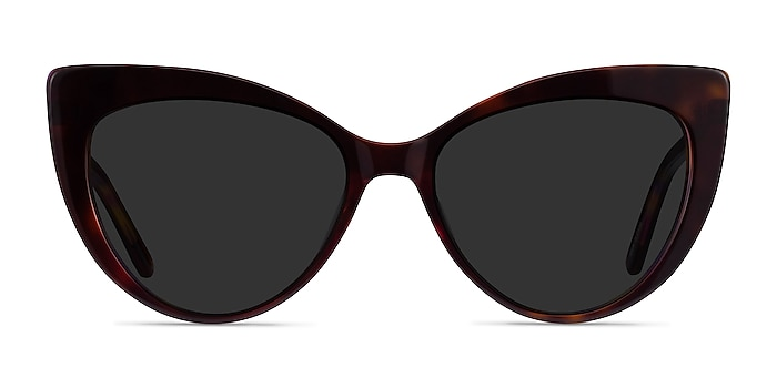 Holiday Tortoise Acetate Sunglass Frames from EyeBuyDirect