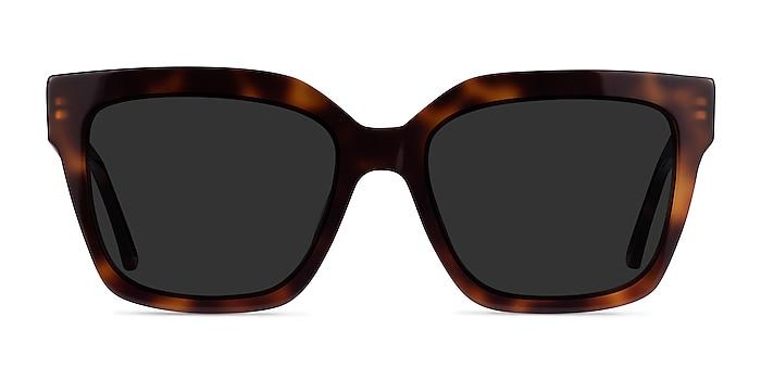 Itinerary Tortoise Acetate Sunglass Frames from EyeBuyDirect