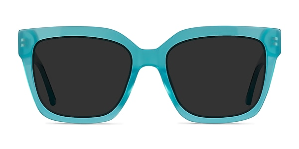 Itinerary Turquoise Acetate Sunglass Frames