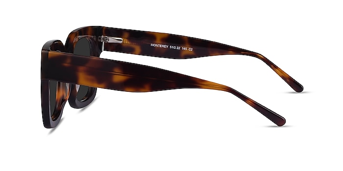 Monterey Tortoise Acetate Sunglass Frames from EyeBuyDirect