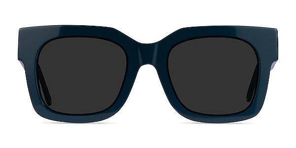 Monterey Teal Acetate Sunglass Frames