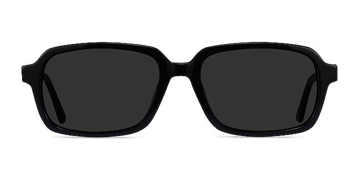 Opacity Black Acetate Sunglass Frames from EyeBuyDirect