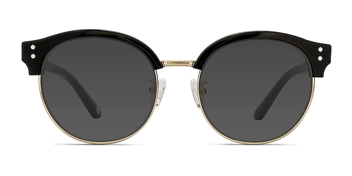 Limoncello Black Acetate-metal Sunglass Frames from EyeBuyDirect