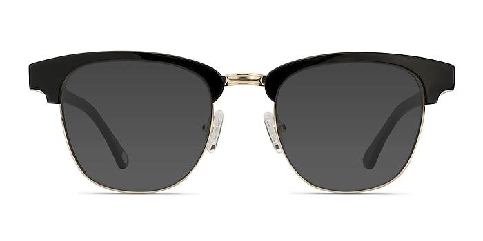 Somebody New Black Acetate-metal Sunglass Frames from EyeBuyDirect