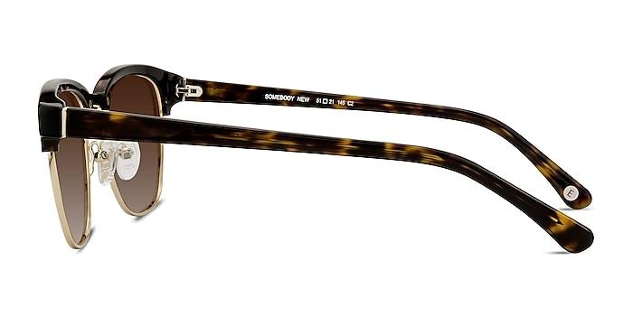 Somebody New Tortoise Acetate-metal Sunglass Frames from EyeBuyDirect