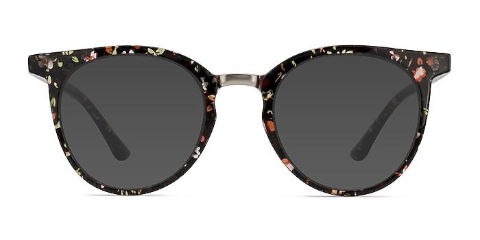 Lulu Floral Plastic-metal Sunglass Frames from EyeBuyDirect