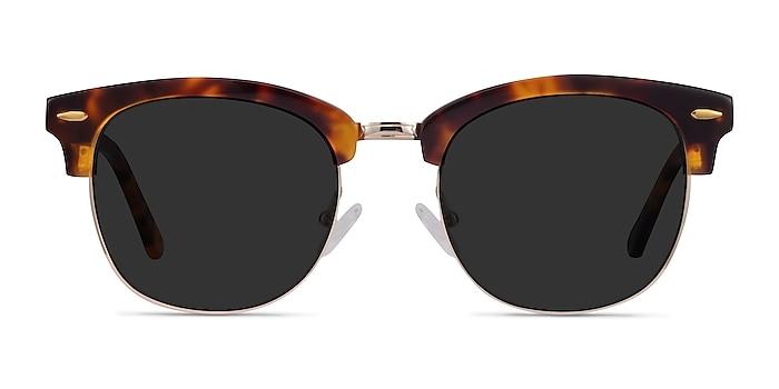 Strata Tortoise Acetate-metal Sunglass Frames from EyeBuyDirect
