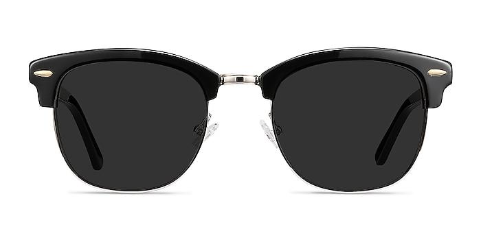 Strata Black Acetate-metal Sunglass Frames from EyeBuyDirect