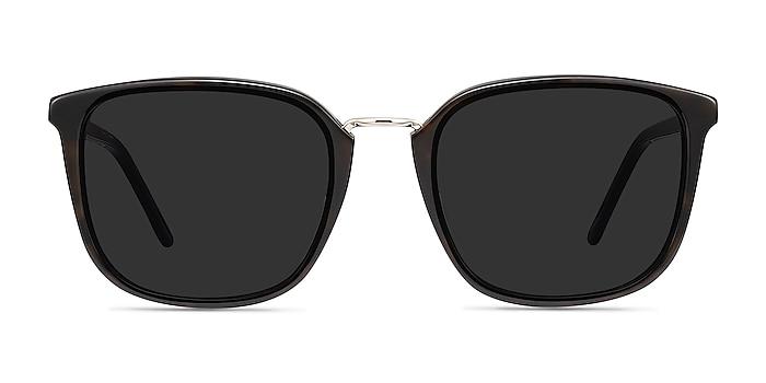 Yuma Tortoise Acetate-metal Sunglass Frames from EyeBuyDirect