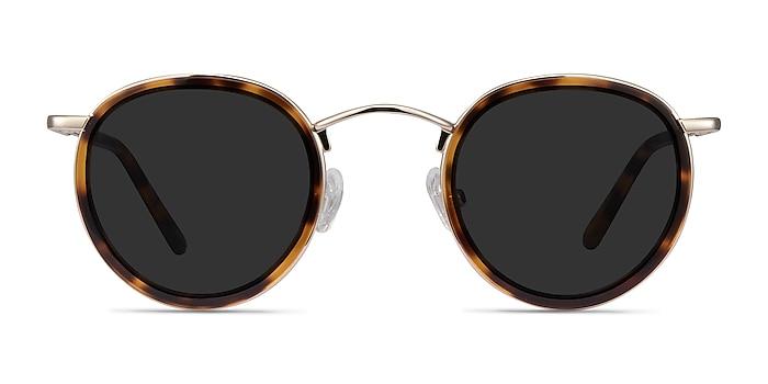 Rollin Tortoise Acetate-metal Sunglass Frames from EyeBuyDirect